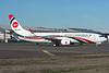 Biman Bangladesh Airlines Boeing 737-8E9 WL S2-AHO (msn 40334) BFI (Royal S. King). Image: 930110.