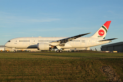 Biman's second Boeing 787-8