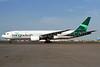 Bangladesh Airlines (Biman Bangladesh Airlines) Boeing 777-212 ER CS-TFM (msn 28513) LHR (Wingnut). Image: 905694.
