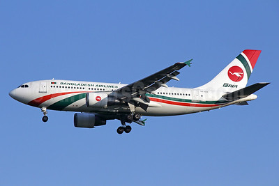 Biman Bangladesh Airlines retires the last Airbus A310 on September 29, 2016