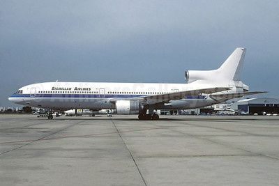 Bismillah Airlines Lockheed L-1011-385-1 TriStar 1 S2-ADR (msn 1129) BKK (Jacques Guillem Collection). Image: 948537.