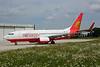 Regent Airways (Bangladesh) Boeing 737-7K5 WL D-AHXA (S2-AHD) (msn 30714) HAJ (Ton Jochems). Image: 912518.