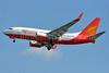 Regent Airways (Bangladesh) Boeing 737-7K5 WL S2-AHD (msn 30714) BKK (Richard Vandervord). Image: 923644.
