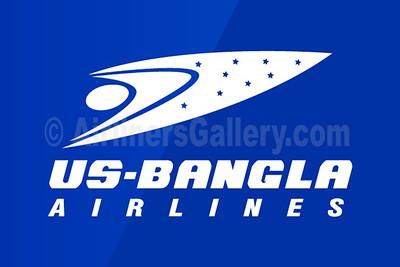 1. US-Bangla Airlines logo