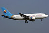 United Airways (Bangladesh) Airbus A310-325 S2-AFF (msn 672) LGW (Antony J. Best). Image: 906339.