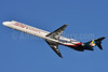 United Airways McDonnell Douglas DC-9-83 (MD-83) S2-AEU (msn 49790) LGW (Richard Vandervord). Image: 904275.