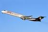 United Airways McDonnell Douglas DC-9-83 (MD-83) S2-AEU (msn 49790) LGW (Antony J. Best). Image: 904357.