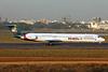 United Airways McDonnell Douglas DC-9-83 (MD-83) S2-AEU (msn 49790) DAC (John Adlard). Image: 924700.