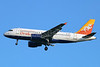Drukair-Royal Bhutan Airlines Airbus A319-115 A5-RGF (msn 2306) BKK (Michael B. Ing). Image: 921754.