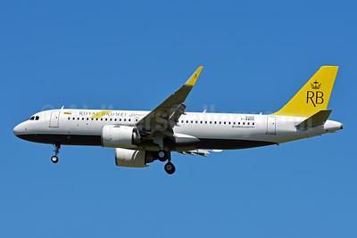Royal Brunei Airlines Airbus A320-251N WL F-WWBN (V8-RBC) (msn 8360) TLS (Paul Bannwarth). Image: 943326.