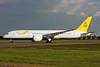 Royal Brunei Airlines Boeing 787-8 Dreamliner V8-DLB (msn 34786) LHR. Image: 937636.