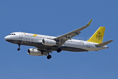Royal Brunei Airlines Airbus A320-232 WL V8-RBW (msn 6771) DPS (Pascal Simon). Image: 952550.