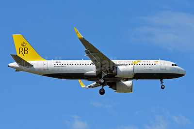 First Airbus A320neo for Royal Brunei