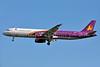 Cambodia Angkor Air (Vietnam Airlines) Airbus A321-231 XU-348 (msn 5427) BKK (Richard Vandervord). Image: 923465.