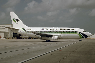 Kampuchea Airlines (1st)