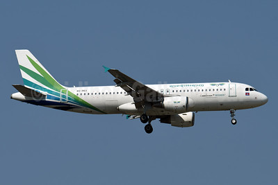 Lanmei Airlines Airbus A320-214 XU-903 (msn 2764) BKK (Karl Cornil). Image: 952686.