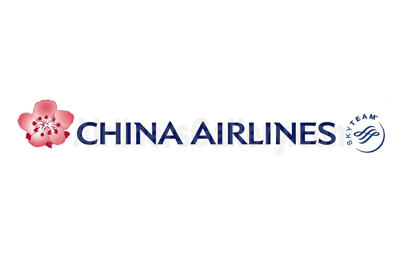 1. China Airlines logo