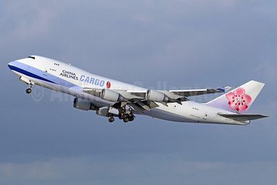 China Airlines Cargo Boeing 747-409F B-18710 (msn 30767) LAX (Michael B. Ing). Image: 937201.
