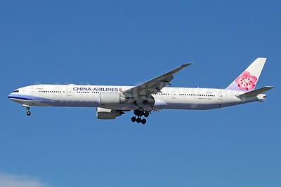China Airlines Boeing 777-36N ER B-18053 (msn 41845) LAX (Michael B. Ing). Image: 926441.