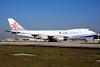 China Airlines Cargo Boeing 747-409F B-18707 (msn 30764) MIA (Bruce Drum). Image: 100212.