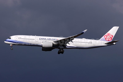 China Airlines Airbus A350-941 B-18905 (msn 073) ONT (Michael B. Ing). Image: 945245.