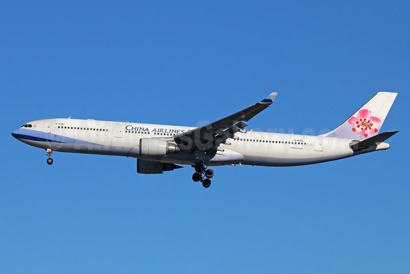 China Airlines Airbus A330-302 B-18351 (msn 725) NRT (Michael B. Ing). Image: 929575.