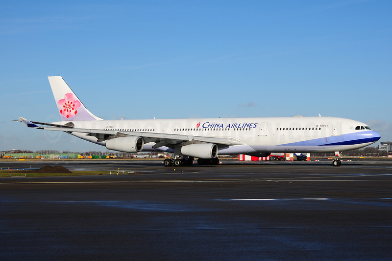 Being replaced by new Airbus A350-900s