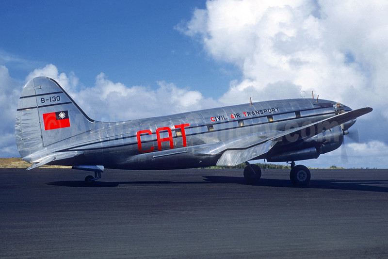 Delivered December 19, 1949, ex N8388C, later crashed with Air America