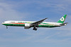 EVA Air Boeing 777-35E ER B-16702 (msn 32640) (777-300 ER colors) LAX (Michael B. Ing). Image: 909621.