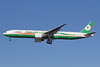EVA Air Boeing 777-35E ER B-16701 (msn 32639) (777-300 ER colors) LAX (Michael B. Ing). Image: 808139.