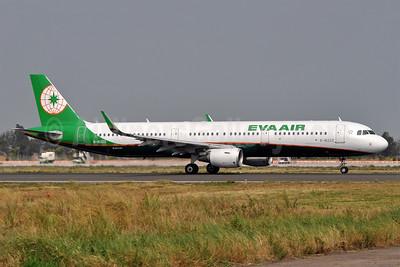 EVA Air Airbus A321-211 WL B-16222 (msn 6999) TPE (Robbie Shaw). Image: 940104.