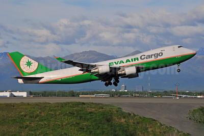 EVA Air Cargo Boeing 747-45EF B-16483 (msn 30609) ANC (Ken Petersen). Image: 933914.
