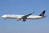 EVA Air Boeing 777-35E ER B-16701 (msn 32639) (Star Alliance) LAX (Michael B. Ing). Image: 913941.