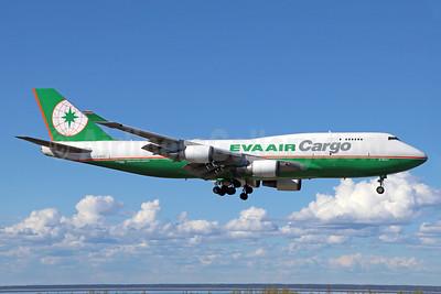EVA Air Cargo Boeing 747-45EF B-16407 (msn 27899) ANC (Michael B. Ing). Image: 946574.