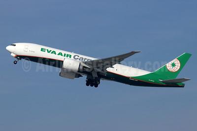 EVA Air Cargo Boeing 777F B-16783 (msn 62826) LAX (Michael B. Ing). Image: 948261.