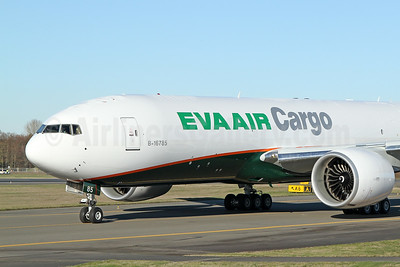 EVA Air Cargo Boeing 777F B-16785 (msn 62827) PAE (Nick Dean). Image: 944687.