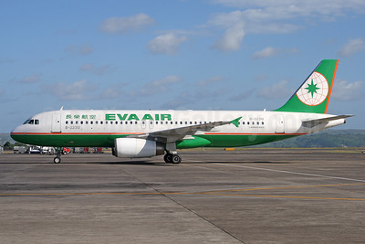 EVA Air Airbus A320-232 B-22310 (msn 791) DPS (Michael B Ing). Image: 926927.