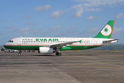 EVA Air Airbus A320-232 B-22310 (msn 791) DPS (Michael B Ing). Image: 926927.