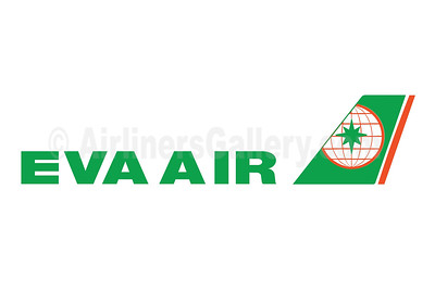 1. EVA Air logo