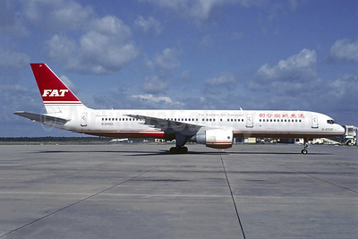 FAT-Far Eastern Air Transport Boeing 757-27A B-27021 (msn 29611) REP (Christian Volpati Collection). Image: 945419.