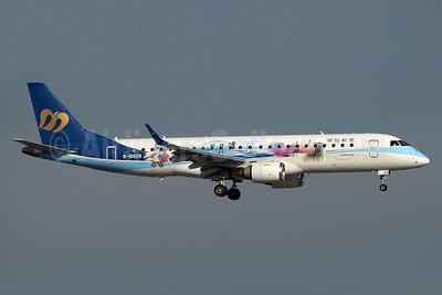 Mandarin Airlines Embraer ERJ 190-100 IGW B-16829 (msn 19000302) (Sun Moon Lake - Mount Jade) HKG (Paul Denton). Image: 934416.