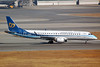 Mandarin Airlines Embraer ERJ 190-100 IGW B-16821 (msn 19000087) HKG (Nik French). Image: 934419.