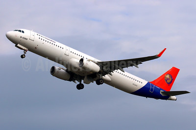 TransAsia Airways Airbus A321-231 WL B-22610 (msn 6294) (partial V air colors) TPE (Manuel Negrerie). Image: 936794.