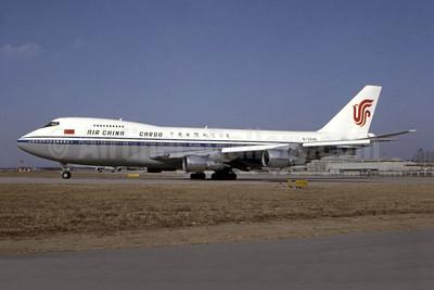 Air China Cargo Boeing 747-2J6B (F)  B-2446 (msn 23071) PEK (Dirk Spalding - Bruce Drum Collection). Image: 944789.