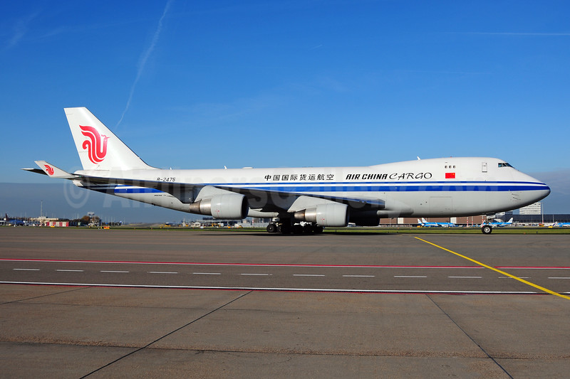 Air China Cargo Boeing 747-4FTF B-2475 (msn 34239) AMS (Ton Jochems). Image: 922644.
