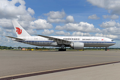 Air China Cargo Boeing 777-FFT B-2093 (msn 44684) AMS (Ton Jochems). Image: 948112.