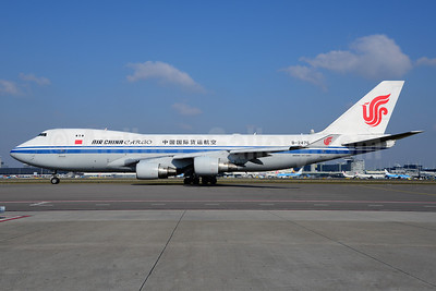 Air China Cargo Boeing 747-4FTF B-2476 (msn 34240) AMS (Ton Jochems). Image: 913235.