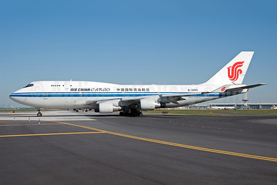 Air China Cargo Boeing 747-412 (F) B-2455 (msn 27070) JFK (Fred Freketic). Image: 953270.