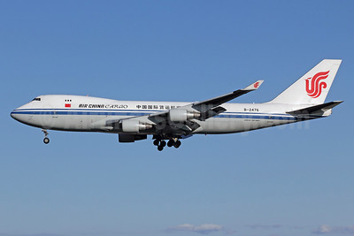Air China Cargo Boeing 747-4FTF B-2476 (msn 34240) PEK (Michael B. Ing). Image: 913236.
