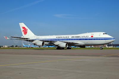 Air China Cargo Boeing 747-4FTF B-2475 (msn 34239) AMS (Ton Jochems). Image: 953268.